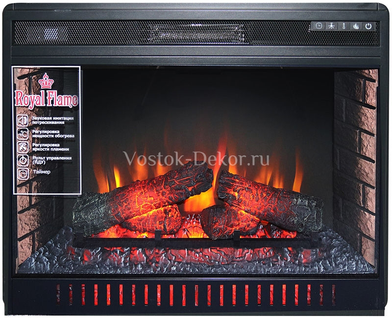 Электроочаг Royal Flame Vision 30 EF LED FX